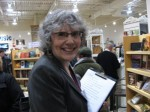 N. J. Lindquist at Faith Family Books and Gifts event