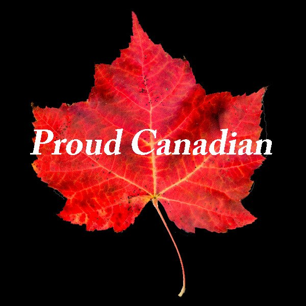 Proud to be a Canadian author who is Christian