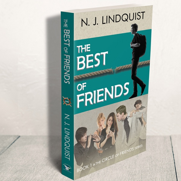 Read Chapter 1 of The Best of Friends, the first book in my Circle of Friends Series